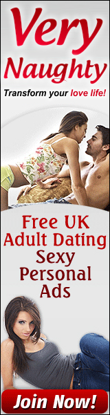 Free Adult Sex Dating Site | Erotic Personals, No Strings Naughty Dating UK - Very Naughty